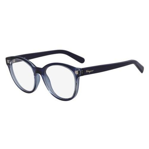 Salvatore ferragamo Okulary korekcyjne sf 2767 414