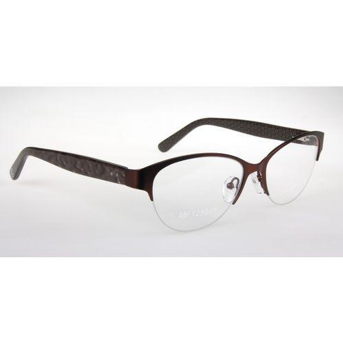 Oprawki okularowe lorenzo mf125647 c2 brąz Lorenzo conti