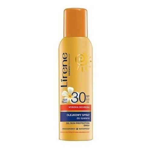 Lirene olejkowy spray do opalania spf30 150ml Dr irena eris - Genialna promocja