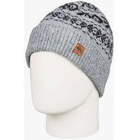 czapka zimowa QUIKSILVER - Nash Beanie Light Grey Heather (SGRH) rozmiar: OS