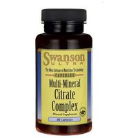 Cytryniany Multi Mineral Citrate Complex 60 kaps.
