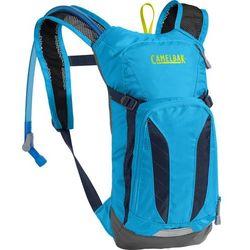 mini m.u.l.e. hydration pack 1,5l kids, atomic blue/navy blazer 2019 plecaki z bukłakiem marki Camelbak