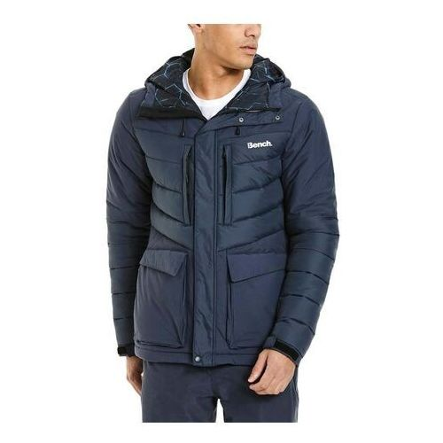kurtka BENCH - Puffa Dark Navy Blue (NY022)