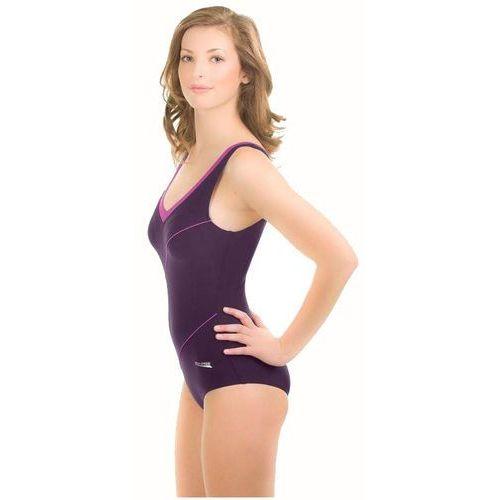 Kostium kąpielowy damski Sophie AQUA-SPEED (Rozmiar: 40, Kolor: Fioletowy)