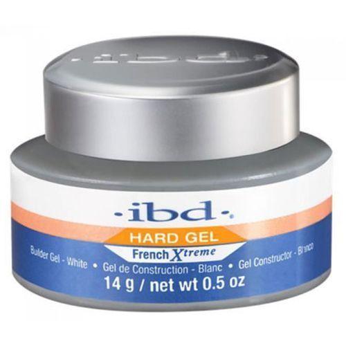 Ibd builder gel french xtreme white budujący żel do paznokci (biały) - 14 g.