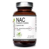 Kapsułki KENAY NAC N-acetylo-L-cysteina 60 kapsułek