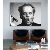 Duży obraz Jack Nicholson 100x150cm