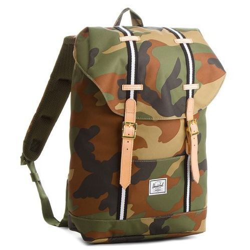 8de41416d05ac Herschel Plecak - retreat m 10329-01832 woodland camo/black/white Herschel