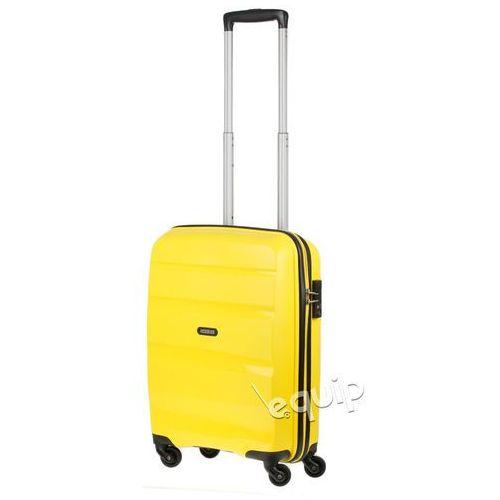 American tourister Walizka kabinowa bon air - żółty