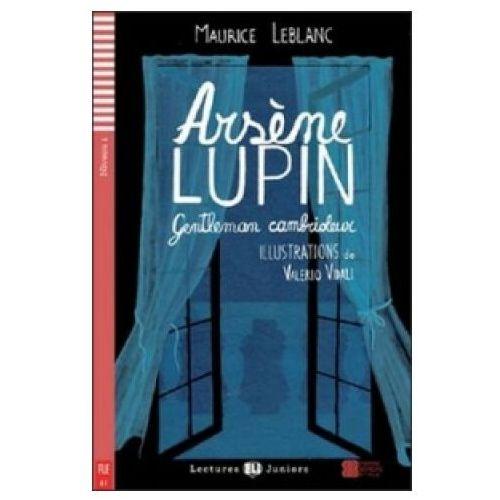 Lectures ELI Juniors - Arsene Lupin + CD Audio, ELI
