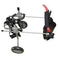 rehab wózek inwalidzki dla psa, xs (2,3-6,8 kg) marki Kruuse