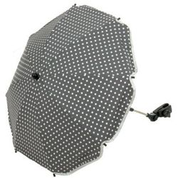 Fillikid parasolka przeciwsłoneczna dot ciemnoszary