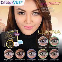 Colourvue lumina 2 szt. (zerówki) marki Maxvue vision