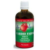 Tabletki Cardio Farm Serce krążenie ciśnienie 100ml
