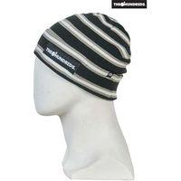 czapka zimowa 686 - The Hundreds Beanie Black Stripes (BLKW) rozmiar: OS