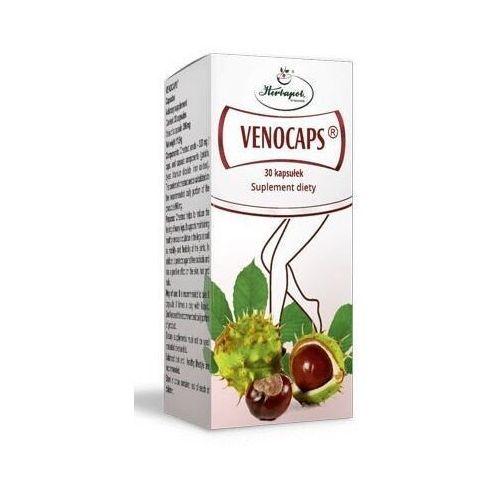 Herbapol kraków Venocaps x 30 kapsułek - Bombowa oferta
