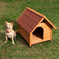 Buda dla psa Spike Classic - S: gł. x szer. x wys.: 77 x 54 x 67 cm| Darmowa Dostawa od 89 zł i Super Promocje od zooplus!