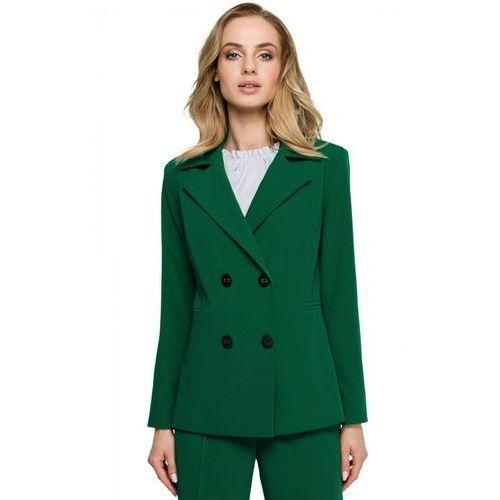 b3936825295ba S128 Żakiet dwurzędowy - zielony (Style) opinie + recenzje - ceny w ...