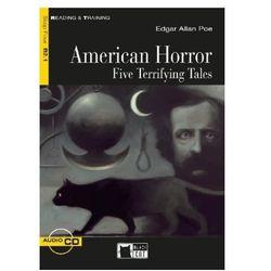 Książki horrory i thrillery  Poe, Edgar Allan MegaKsiazki.pl