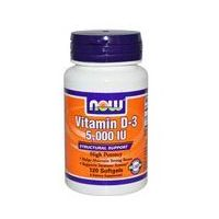Now Vitamin D-3 240softgels (5,000 IU)