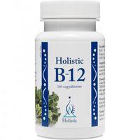 Tabletki Holistic Witamina B 12 (100 tabletek)