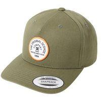 czapka z daszkiem DC - Badger 2 Snap Ivy Green (CRB0)