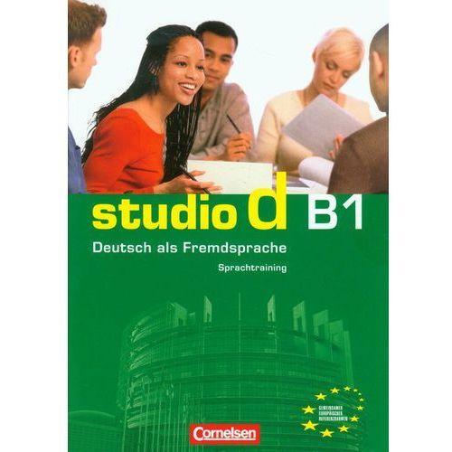 Studio d B1 Sprachtraining z płytą CD (72 str.)