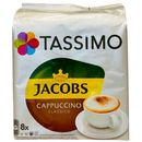 Tassimo Jacobs Cappuccino 260g (8711000500002)
