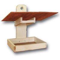 karmnik dla ptaków drewniany d marki Certech