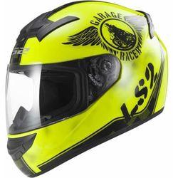 Ls2 Kask ff352 rookie fan yellow