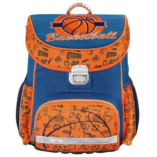 9aaaa0ae2b708 Hama tornister   plecak szkolny dla dzieci   Basketball - Basketball  (4047443347411) - 2