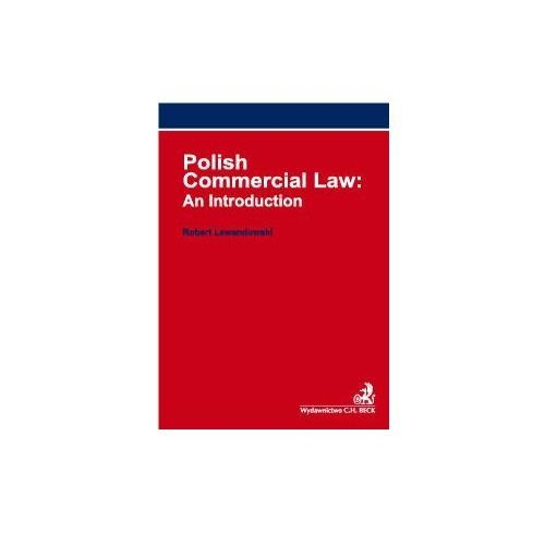 Polish commercial law An Introduction, oprawa miękka