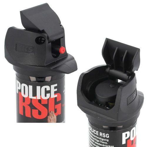Gaz pieprzowy KKS Police RSG Foam-Piana 50ml Stream (12050-F)