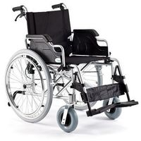 Wózek inwalidzki aluminiowy marki Timago