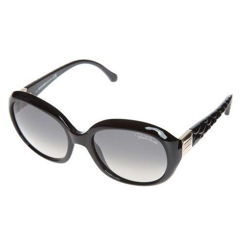Roberto cavalli achemar okulary przeciwsłoneczne czarny uni