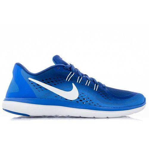 Nike Flex 2017 Rn (898457-403), kolor niebieski