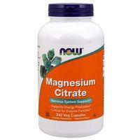 Magnesium Citrate (Cytrynian Magnezu) 400mg 240 kaps.