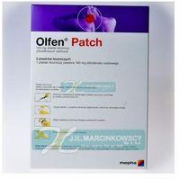Olfen patch plaster leczniczy x 5 szt (5909990704606)