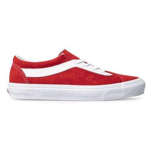 NOWE BUTY STAPLE BOLD NI RACING REDTRUE WHITE ROZMIAR 4227CM, kolor czerwony (Vans)