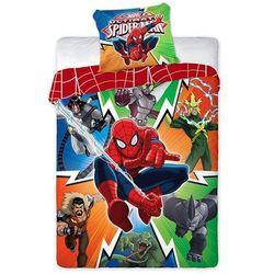 Pościel Spiderman - 160x200cm, 109878