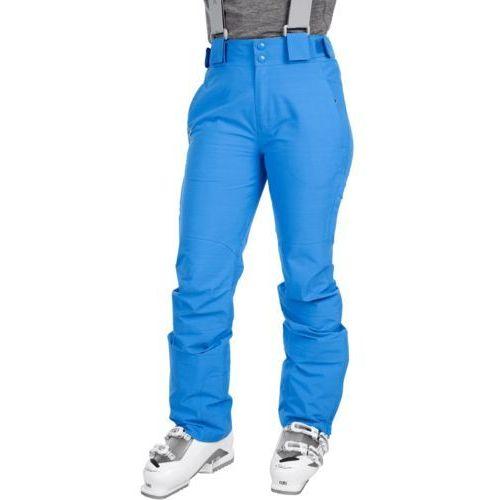 spodnie narciarskie jacinta vibrant blue m marki Trespass