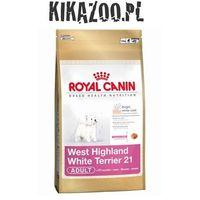 Royal canin breed Karma royal canin bhn west highland white terrier - 3 kg- natychmiastowa wysyłka, ponad 4000 punktów odbioru!
