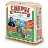 JRS Chipsi Strawberry 15l/1kg - Strawberry