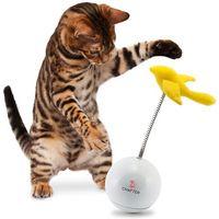 Behawioralna zabawka kota na sprężynce chatter marki Frolicat