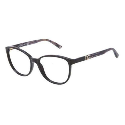 Dolce & gabbana Okulary korekcyjne dg3154pf iconic logo asian fit 2688