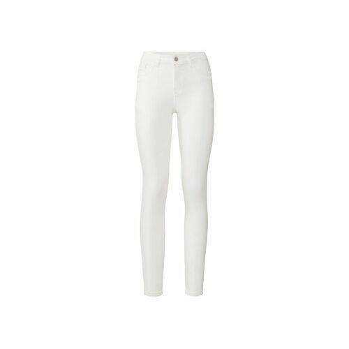 ESMARA® Jeansy damskie super skinny fit, 1 para, jeansy