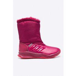 - kozaki dziecięce rapidasnow marki Adidas performance