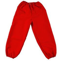 Spodnie Strech Czerwone