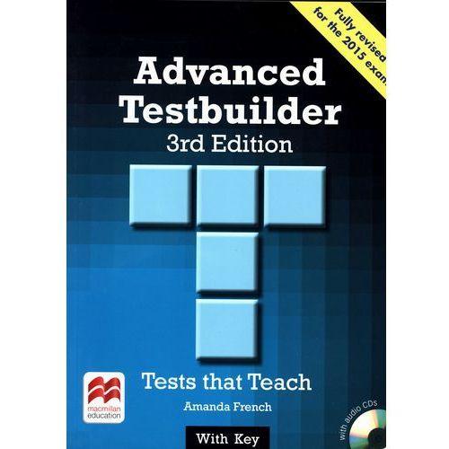 Advanced Testbuilder 3rd ed SB with key Test that Teach, Macmillan