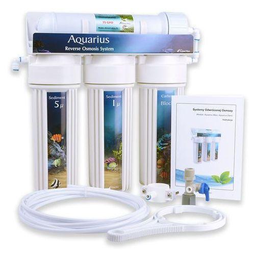 Global water Filtr akwarystyczny aquarius maxi 75-100-150 gpd